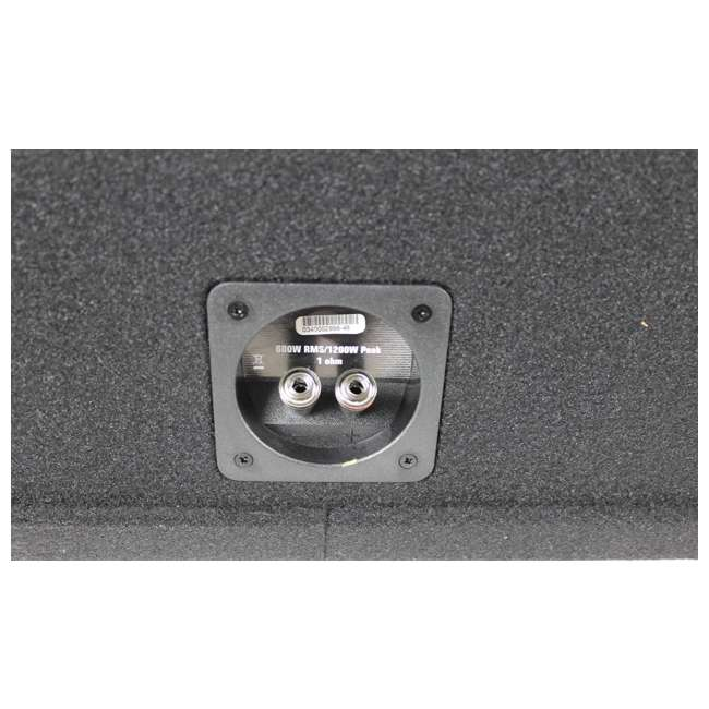 P3-1X12 Rockford Fosgate P3-1X12 12-Inch 1200W Single Loaded Subwoofer Enclosure 4