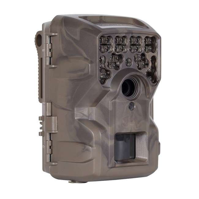 MCG-13333 Moultrie M4000i Compact Night Vision Deer Game/ Trail Camera, Smoke Screen Camo  1