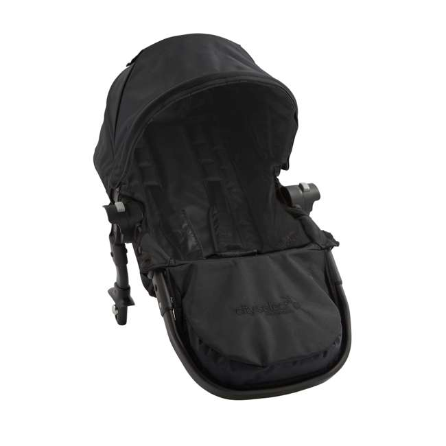 BJ03410 Baby Jogger City Select Stroller Second Seat Kit, Black