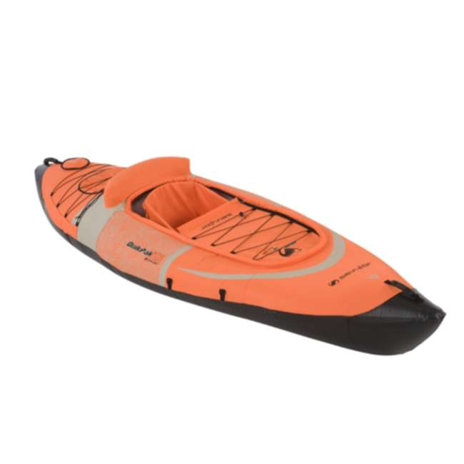 2000006972 Sevylor Quikpak K5 1 Person Inflatable Kayak Canoe 2