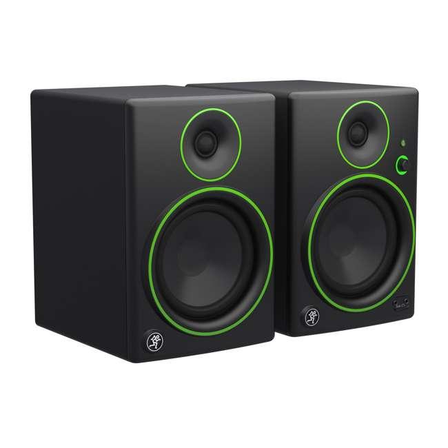 CR5BT (Pair)-OB Mackie CR5BT CR Series 5-Inch Bluetooth Multimedia Monitors, Pair