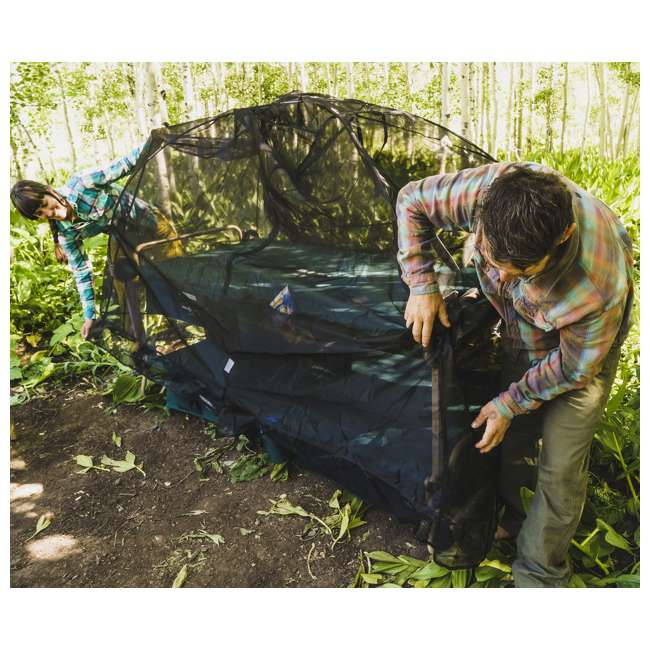 19810 Disc-O-Bed Mosquito Net and Frame (2 Pack) 11