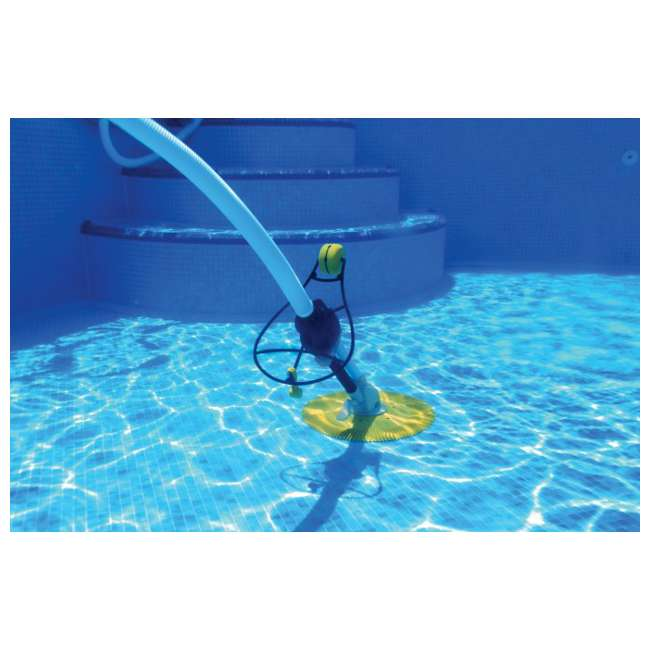 Kokido Derby Automatic Above Ground Pool Vacuum Cleaner K767cbx Rv