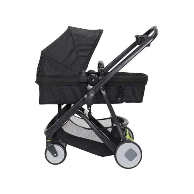 TR394ESU Safety 1st Riva 6 in 1 Flex Modular Lightweight Baby Travel System, Gray Canyon 1