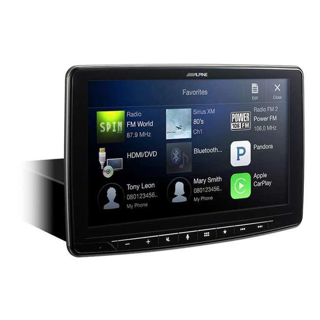 ILX-F309-U-A Alpine iLX-F309 Touchscreen Receiver with Apple CarPlay, Android Auto (Open Box)