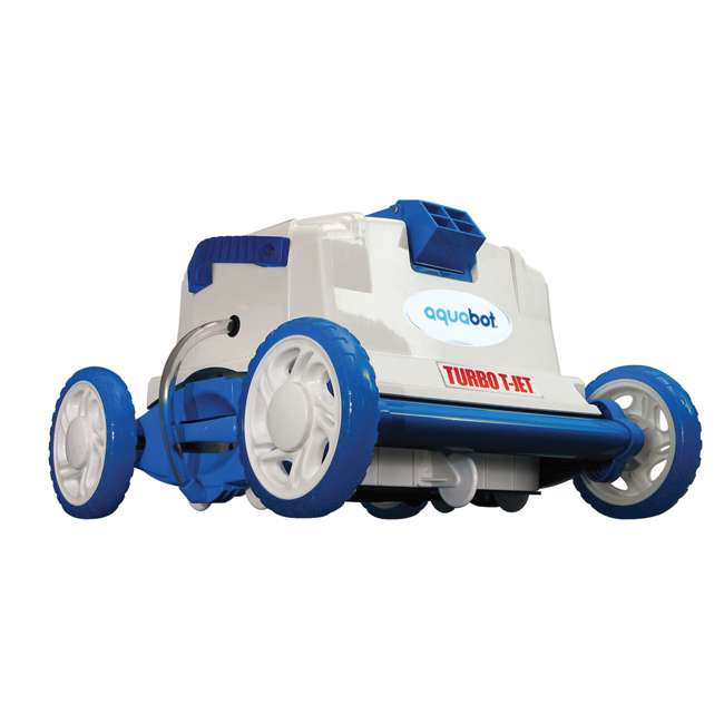 ABTTJET-U-C Aquabot Turbo T Jet In-Ground Automatic Robotic Pool Cleaner (For Parts)(2 Pack)