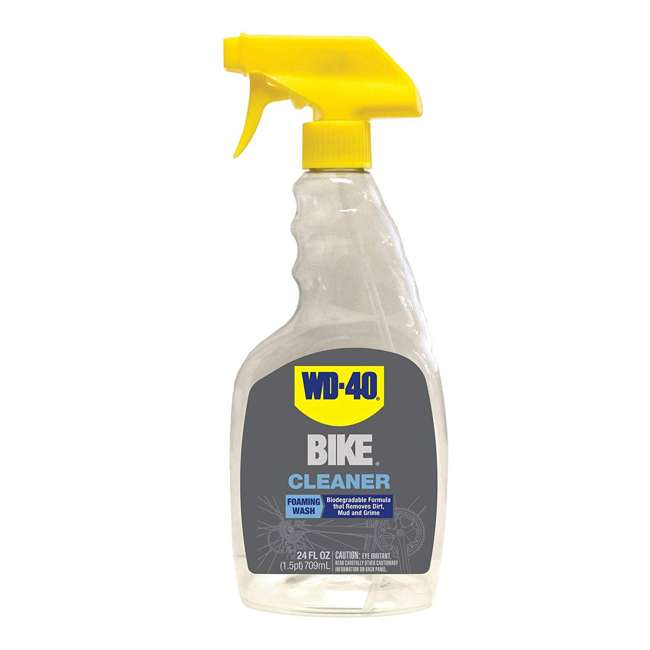 WD-390227 24-Ounce All-Purpose Biodegradable Foaming Bike Cleaner