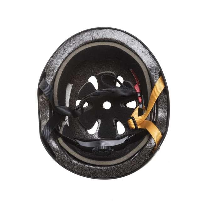 067H0310800-L Rollerblade USA Downtown Style Skate Helmet, Black 5