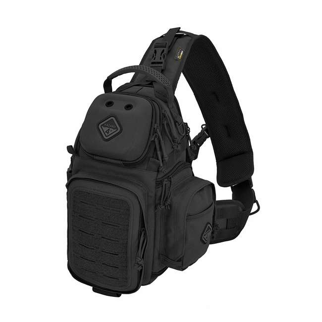 FTO-FLC-BLK-U-A Hazard 4 Progressive Tactical Gear Photography and Drone Sling Pack (Open Box)
