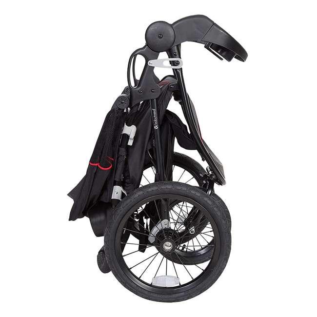JG75B47A Baby Trend Cityscape Infant Safe Lightweight Sporty Jogger Stroller, Jolt Red 4
