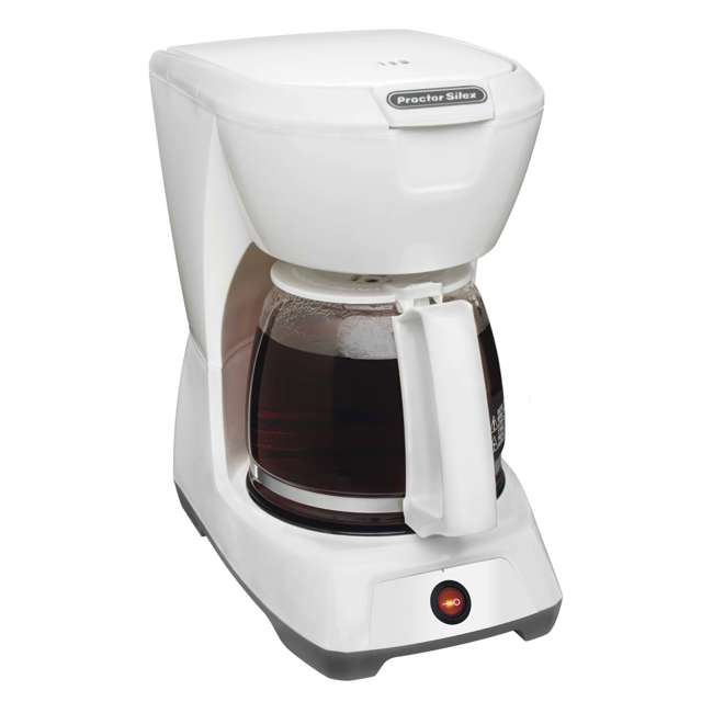 43601 Proctor Silex 12-Cup Coffee Maker | 43601  1
