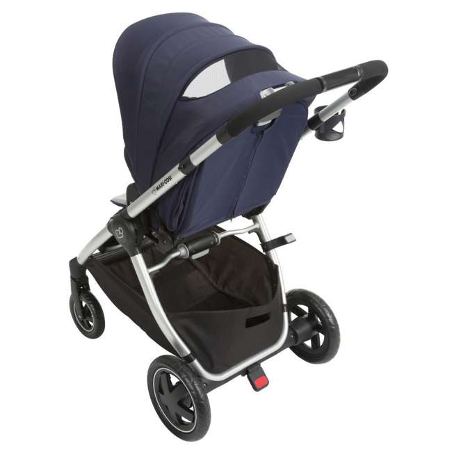 TR362CTD Maxi-Cosi Adorra Stroller and Car Seat Travel System, Brilliant Navy 9