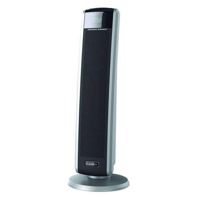 LKO-5586-TN Lasko 5586 Portable Electric 1500W Room Oscillating Ceramic Tower Space Heater