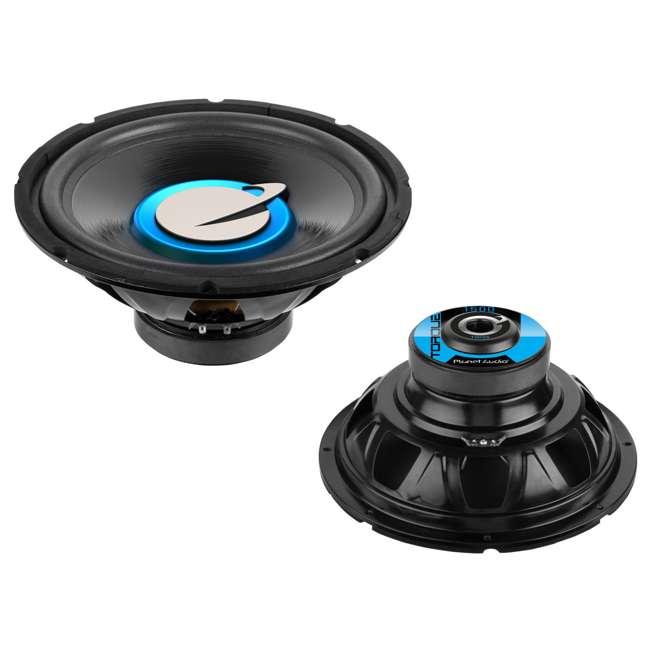 "4 x TQ12S 4) New Planet Audio TQ12S 12"" 6000 Watt Car Subwoofers Power Subs Woofers Stereo 1"