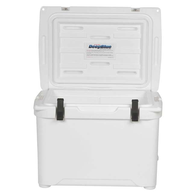ENG50-OB Engel 50 High-Performance Roto-Molded Cooler, White (Open Box) 2