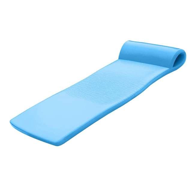 "8020026-U-A TRC Recreation Sunsation 70"" Foam Raft Pool Float, Bahama Blue(Open Box)(2 Pack)"
