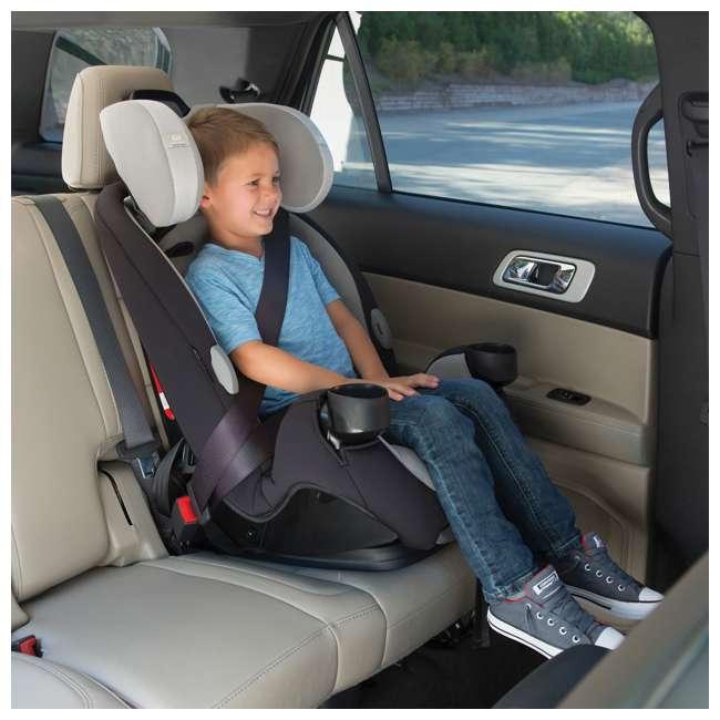CC190DXT Safety 1st Grow & Go EX Air 3-in-1 Car Seat, Silverbury Ash 3