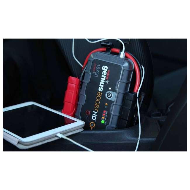 GB70 Noco Genius GB70 Boost HD 2000-Amp UltraSafe Jump Starter 6