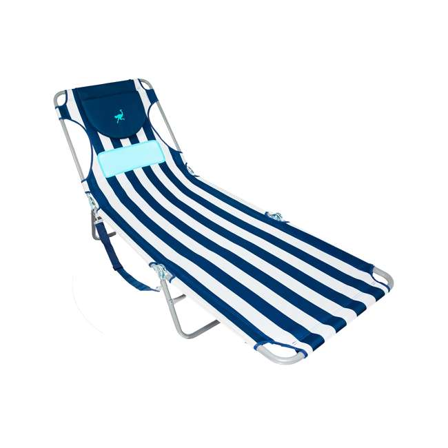 LCL-1006S Ostrich Comfort Lounger Face Down Chaise Beach Chair