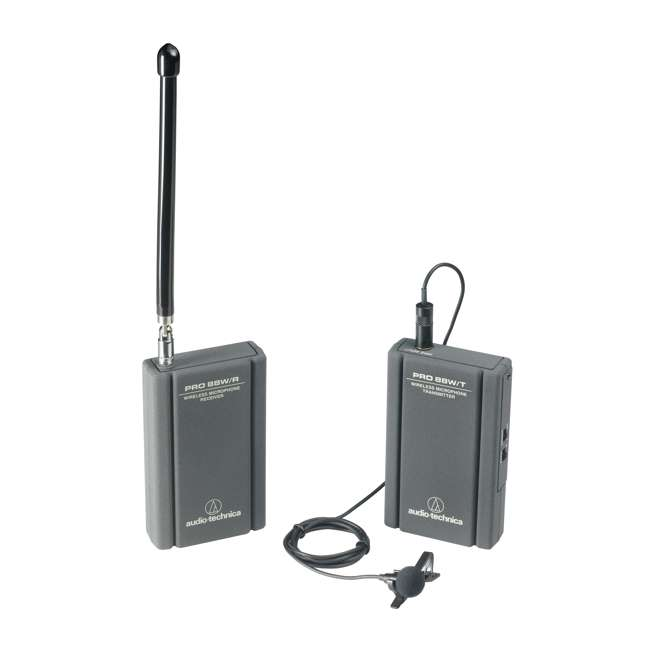 PRO88W-R35-OB Audio Technica Pro 88W-R35 VHF Wireless Camcorder Microphone System