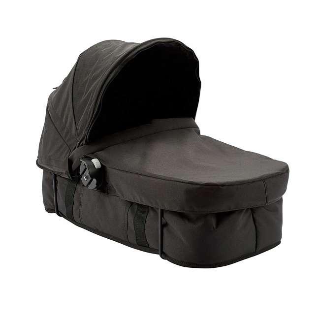 1959130 + 50926 Baby Jogger City Mini Compact Baby Travel Stroller + Pram Bassinet Kit 6