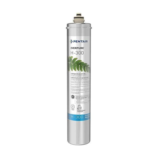 12 x EV927072 Everpure H-300 Under Sink Water Filter Replacement Cartridge (12 Pack) 1