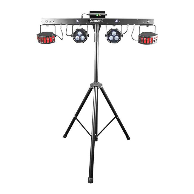 GIGBAR2-OB Chauvet DJ GigBAR 2 Light System with IRC Remote and Foot Control(Open Box) 1