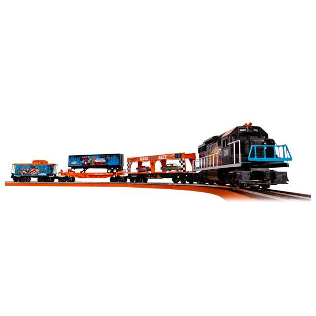 LION-684700 Lionel Trains Hot Wheels LionChief Bluetooth Train