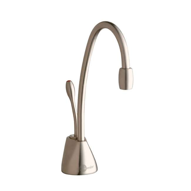 F-GN1100SN [Copy 2] InSinkErator GN1100SN Hot Water Tap, Satin Nickel