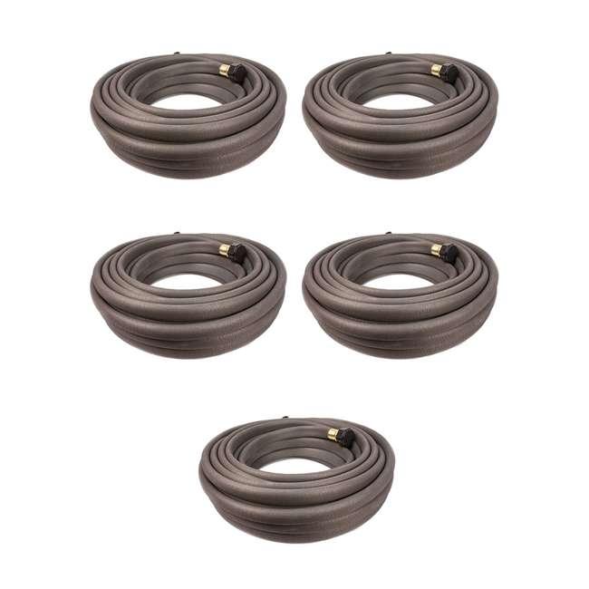 5 x TEK-1030-50 Teknor Apex 50' Flexible Garden Soaker Hose (5 Pack)