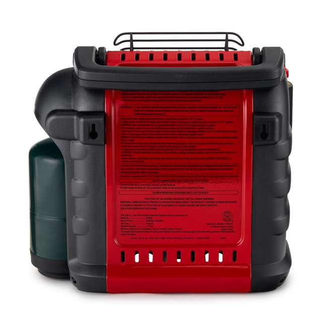 MH-F232050 Mr. Heater Portable Buddy Outdoor Camping Propane Gas Heater Canada Version, Red 4