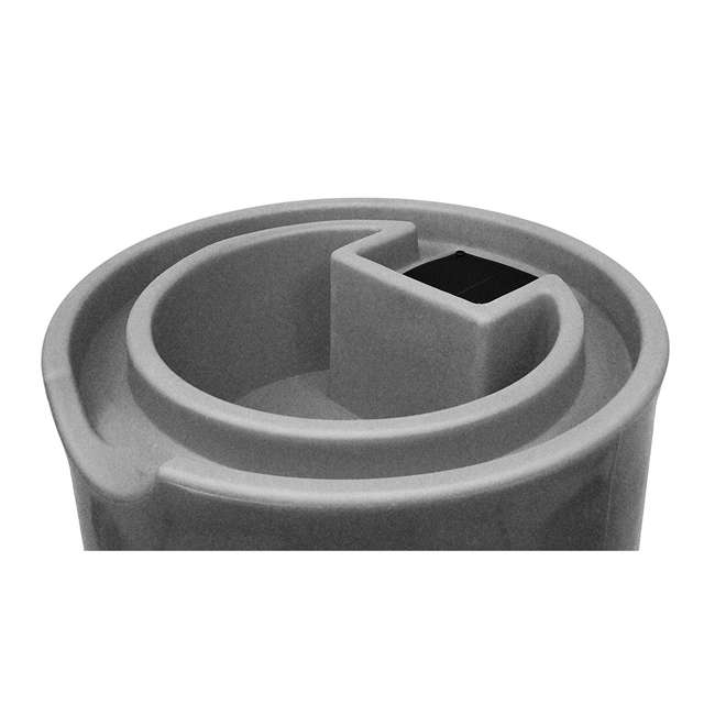 IMP-R50-LIG Good Ideas Impressions Reflections 50 Gallon Rain Saver, Light Granite 1
