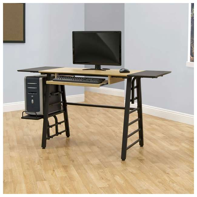 Studio Designs Ashwood Home Office Computer Convertible