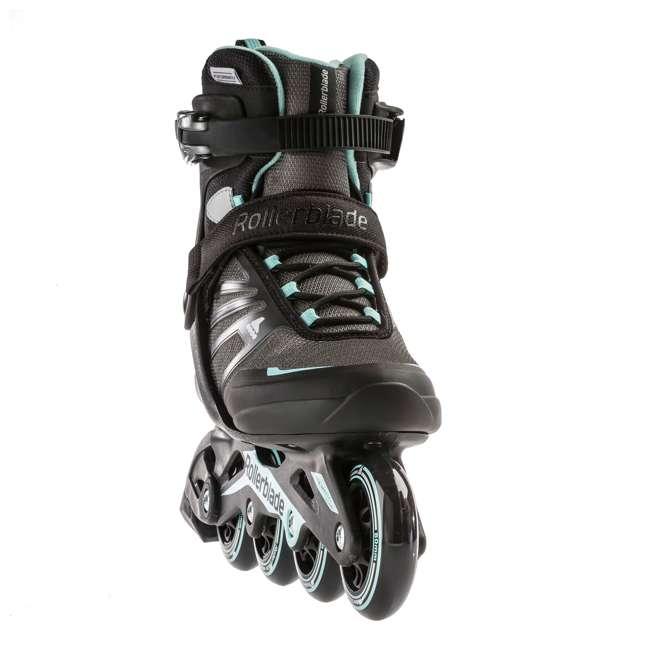 7958700821-9 Rollerblade Zetrablade W Womens Adult  Inline Skate, Size 9 3