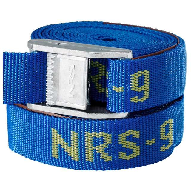 NRS_60001_01_114 NRS 1-Inch Long Heavy Duty Tie Down Strap, 9 Feet Long (Pair) 5