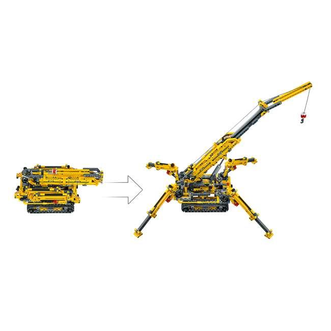 6251555 LEGO Technic 42097 Compact Crawler Crane 920 Piece Construction Building Set 5