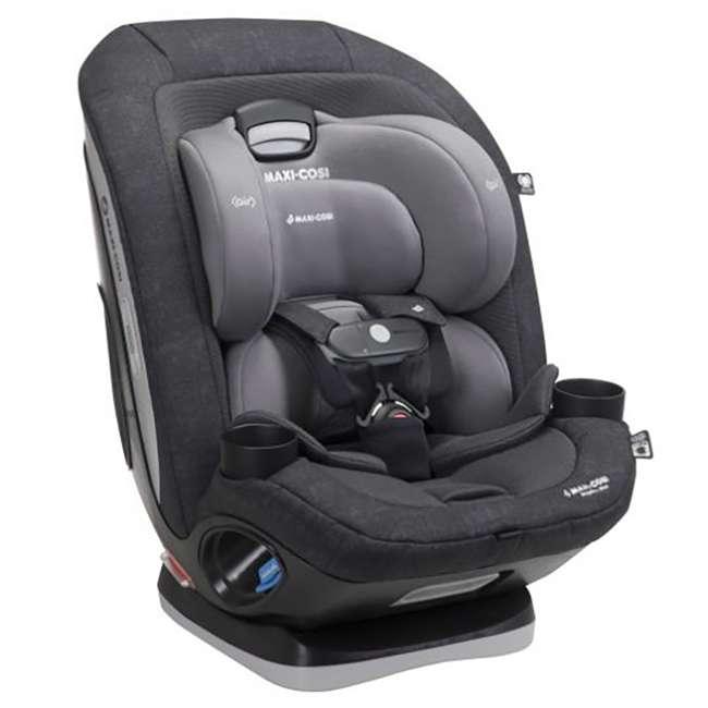 CC209ETK Maxi-Cosi Magellan 5-in-1 Convertible Car Seat with Chest Clip, Nomad Black 5