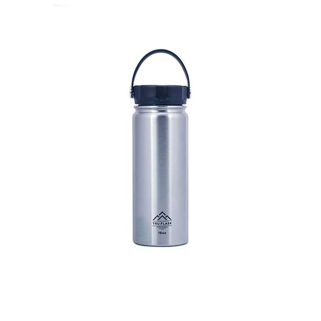 TF18 Stainless Steel Tru Flask TF18 Stainless Steel 18oz Insulated Water Bottle