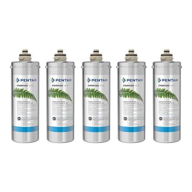 5 x EV925268 Everpure H-54 Water Treatment Filter Cartridge (5 Pack)