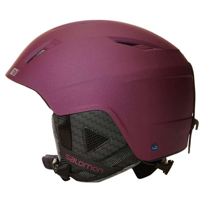 L39952200 - S Salomon Pearl2 Women Ski Snowboard Helmet Small, Red (2 Pack) 2