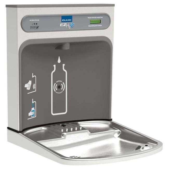 LZWSRK + 51300C Elkay Bottle Filling Station Kit + Elkay Replacement Filter 1