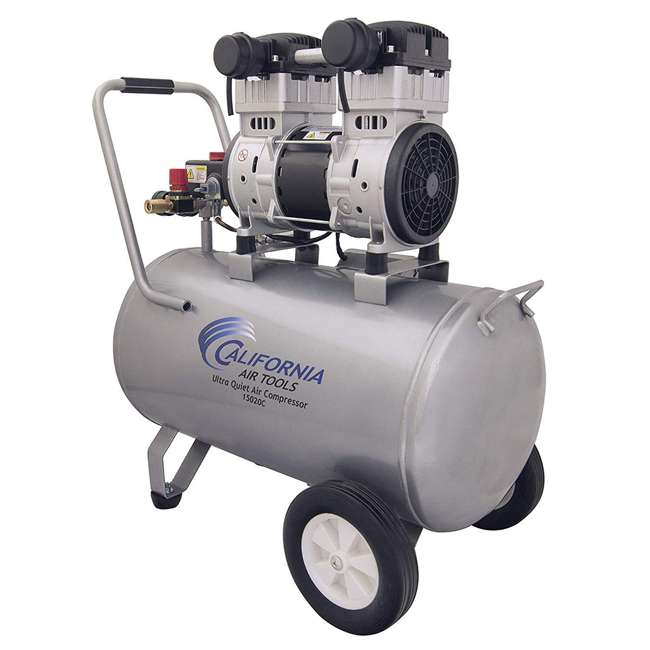 15020C Steel 2HP 15 Gal Air Compressor 4