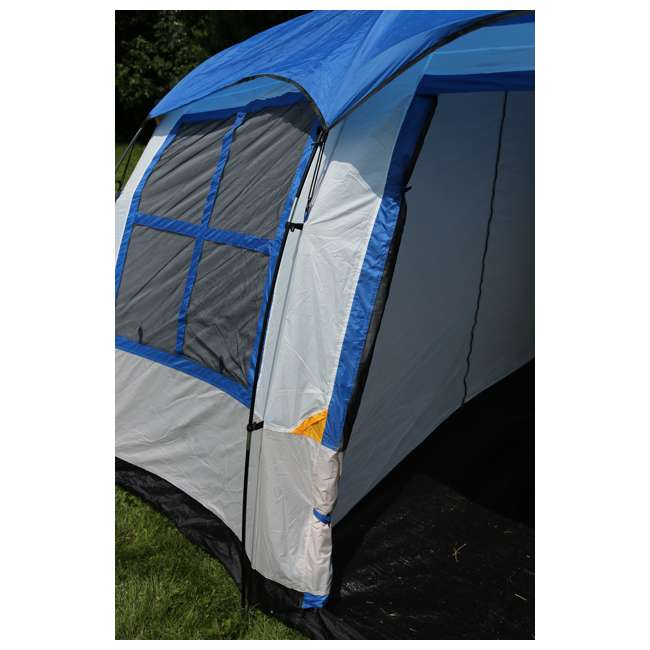 DT201080-1 Tahoe Gear Prescott 12 Person 3-Season Family Cabin Camping Tent - Open Box 9