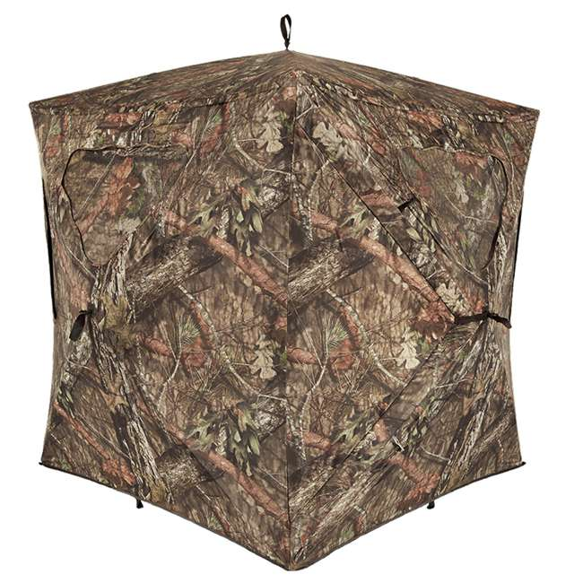 AMEBL3002-U-A Ameristep Durashell Plus Shell Silent Brickhouse Hunting Ground Blind (Open Box) 2