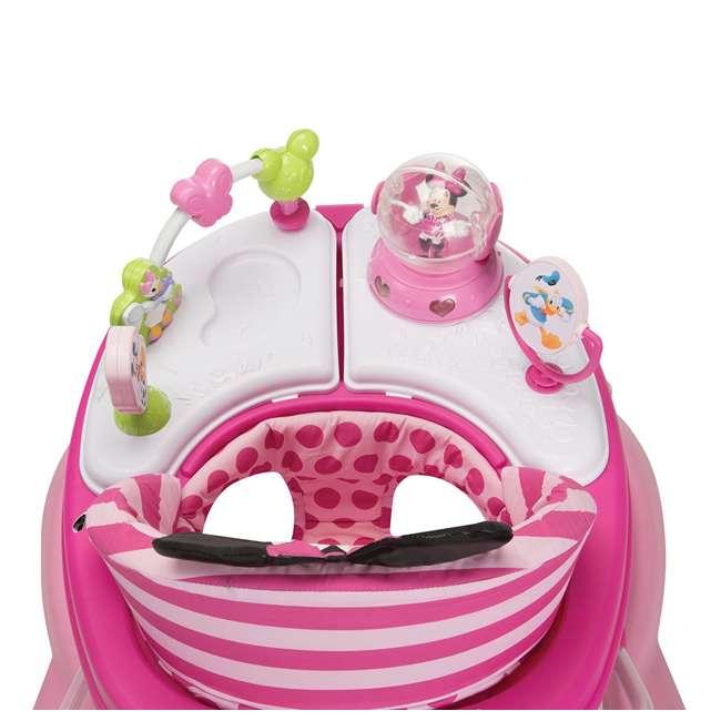 WA067CMH Disney Minnie Mouse Music and Lights Walker, Glitter Pink Minnie  2