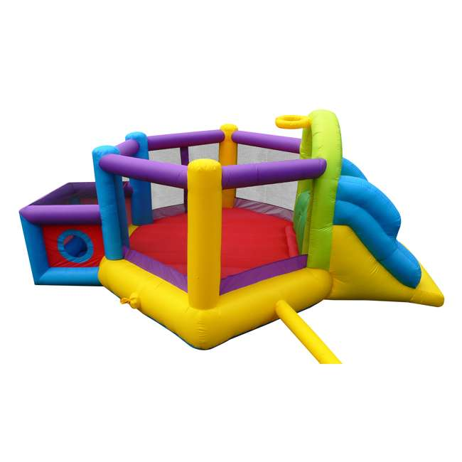 MTI-90947 Magic Time Fort N' Sport Bouncer 1
