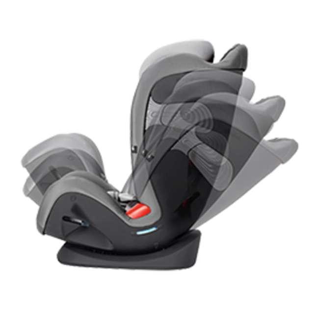 518002887 Cybex Gold Eternis S Convertible Infant Car Seat w/ SensorSafe, Pepper Black 2