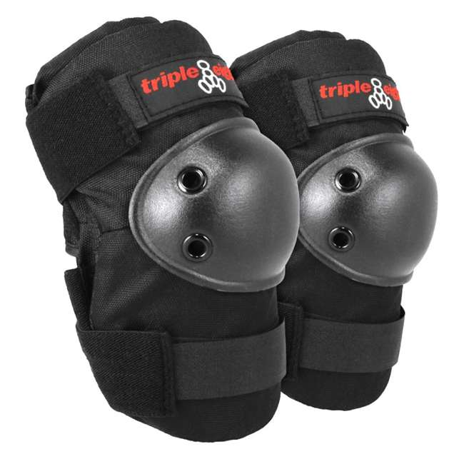 T8-604352-60013 Triple 8 Saver Series Wrist, Knees, & Elbows Protective Pads, Small 3