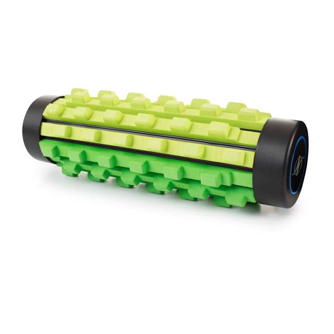 NTARS16 NordicTrack Dual-Density Adjustable Foam Massage Roller