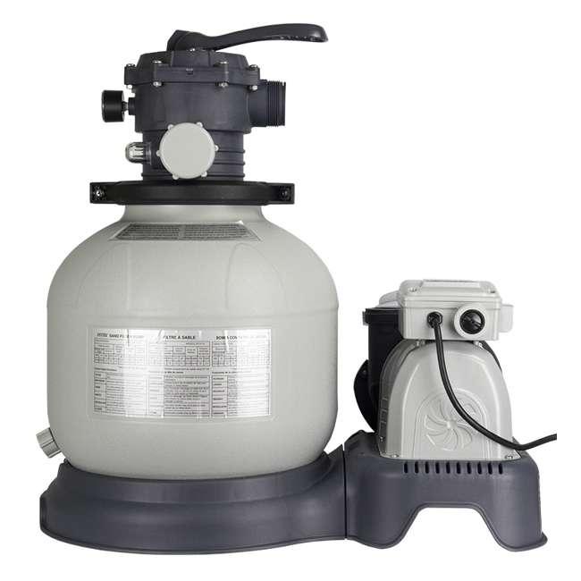 28647EG Intex 2800 GPH Above Ground Pool Sand Filter Pump 1